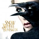 SNOW WHITE AND THE HUNTSMAN Original Movie Poster * CHARLIZE THERON * Huge 4' x 6' Rare 2012 Mint