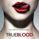TRUE BLOOD Original Series Poster * ANNA PAQUIN * Huge 4' x 6' Rare 2008 Mint