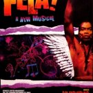 FELA ! Off-Broadway Poster NYC 2' x 3' Rare 2008 NEW