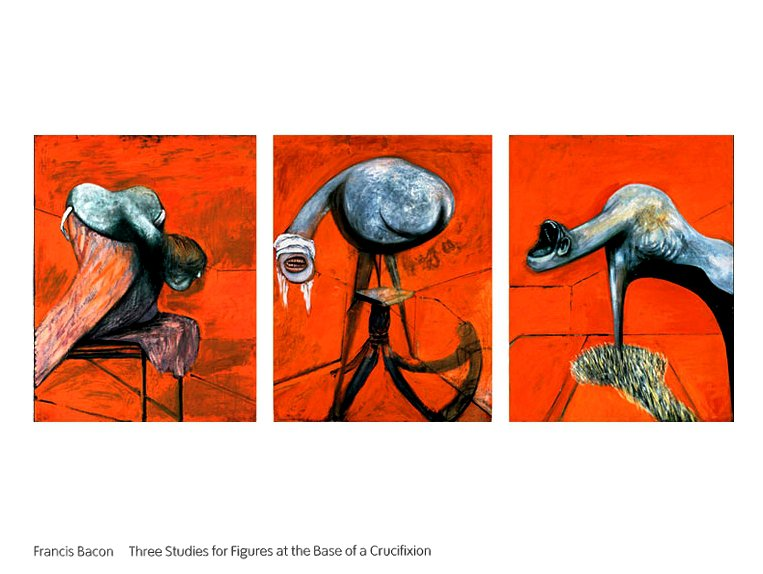 francis bacons of studies Francis bacon art life bacon's world 1960s in 1962 bacon was for which he finished three studies for a crucifixion just in time bacon cherished the subject.