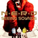 N.E.R.D. * SEEING SOUNDS * Original Music Poster Large 2' x 3' Rare 2008 Mint