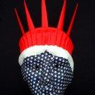 Liberty George Original Mask * Statue of Liberty * NYC  MINT