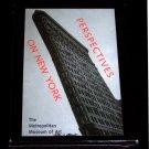 Metropolitan Museum of Art * NOTECARDS * NYC Rare 1993 NEW