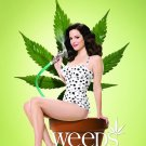 WEEDS Original Poster * MARY LOUISE PARKER * Showtime 2 'x 3' Rare 2008 Mint