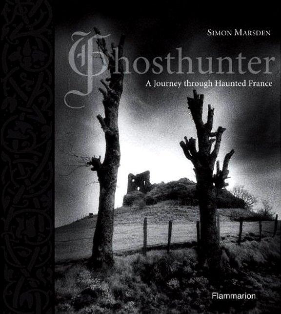 Simon Marsden * GHOSTHUNTER * Mounted Book Poster 2' x 3' Rare 2006 MINT