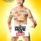 """The Greatest Movie Ever Sold Original Movie Poster 27""""x40"""" Rare 2011 Mint"""