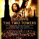 "LOTR The Two Towers * LIVE * Original Lobby Card  RADIO CITY NYC 6"" x 9"" Rare 2010 Mint"