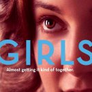 "GIRLS Original Poster * Lena Dunham * HBO 27""'x 40"" Rare 2013 Mint"