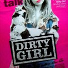 "DIRTY GIRL Original Movie Poster * Juno Temple * 14"" x 20"" Rare 2010 Mint"