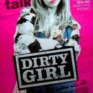 "DIRTY GIRL Original Movie Poster * Juno Temple * 14"" x 20"" Rare 2010 Mint"