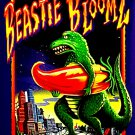 "Foxfarm * BEASTIE BLOOMZ * Original AD Poster 13"" x 19"" Rare 2012 Mint"