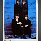 "The BEATLES Original NEMS Palladium Rolled Poster 26""x38"" Very Rare 1964 MINT"