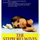"THE STEPFORD WIVES Original Movie Poster * Katharine Ross * 27"" x 40"" Rare 1975 Mint"
