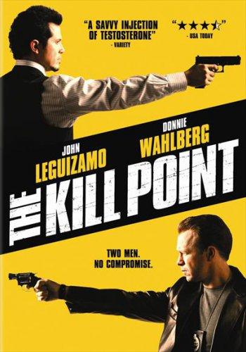 THE KILL POINT Original Poster * John Leguizamo & Donnie Wahlberg * SPIKE 2' x 4' Rare NEW 2007