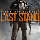 THE LAST STAND Original Movie Poster * Arnold Schwarzenegger *  2' x 3' DS Rare 2013 Mint