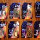 Star Wars Vintage Action Figure Lot POTF Shadows of Empire+VHS BOX SET Mint