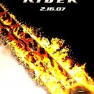 GHOST RIDER Movie Poster * NICOLAS CAGE * 4' x 6' Rare 2007 NEW