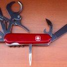Wenger Cigar Cutter w/Scissors Pocket Knife Multi-Tool RARE Retired MINT+Bonus