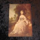 Gainsborough, vintage lithograph, actually printed in 1912
