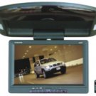 7'' Roof Mount TFT LCD Color Monitor w/ TV Tuner