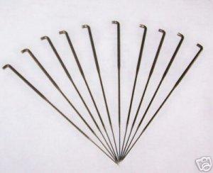 10 #42 ExFine Felting Needles for Wool or Doll Repair