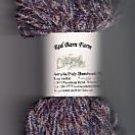 Purple Glow Acrylic/Poly Yarn 200yds Fun to Use