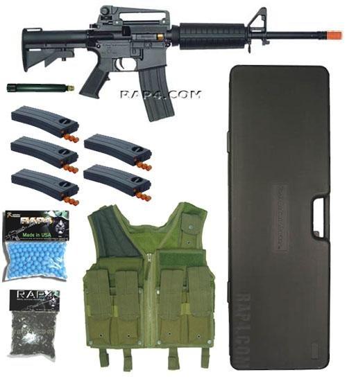 RAP4 METS US Ranger Package