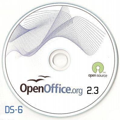 Open Office 2.3