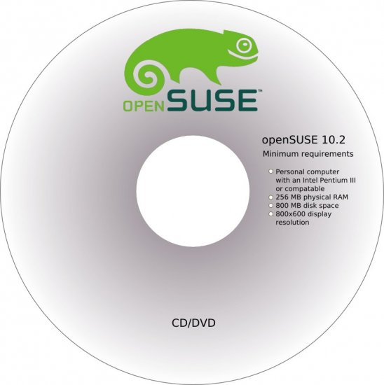 Open SUSE 10.2
