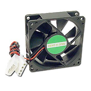 Dynaeon Computer Cooling Fan DC12V 4 1/2''