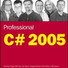 Wrox Programmer to Programmer Professional C# 2005