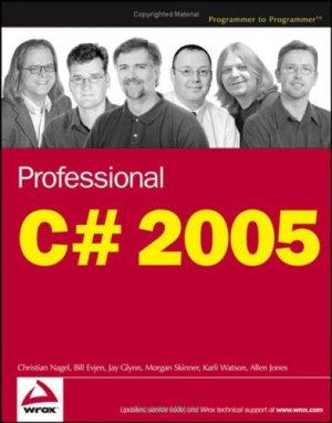 Wrox Programmer to Programmer Professional C# 2005
