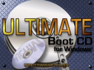 Ultimate Boot CD **Find out What is Really Wrong With Your PC**
