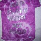 Purple funny onesie 19-26lbs