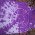 Tie dye Tank-Purple