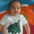 Baby Onesie Boy Customized Name 6-9 months