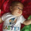 Baby Onesie Easter NEWBORN