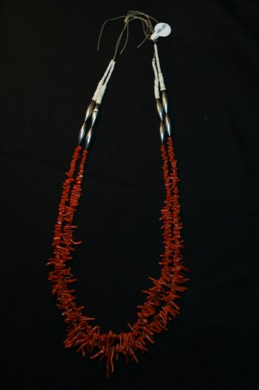 Coral, American Indian dual string