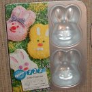 NEW Wilton Easter Bunny Bunnies Mini cake pan