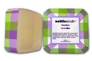 NEW lavender Sheabar soap