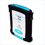HP® C9391A (HP 88) Cyan Ink Cartridge Remanufactured - get two for the price of one -