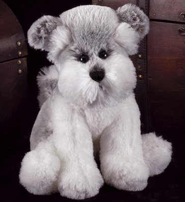 Bearington - Scruffy Schnauzer Dog
