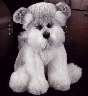 Bearington - Scruffy Schnauzer Dog
