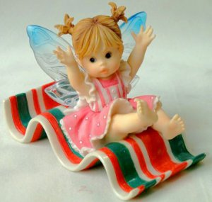 Kitchen Fairy - Ribbon Candy Slide