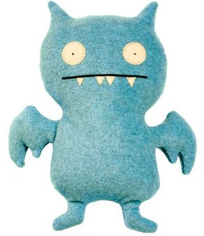 "14"" Uglydoll - ICE BAT"