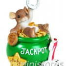♥ '09 NEW Charming Tails LUCKY STAR JACKPOT Figurine