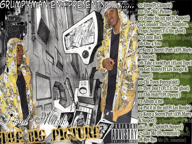 "The ""BIG"" Picture VOL.1"