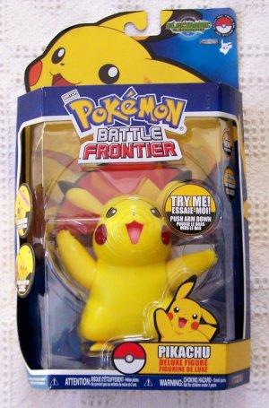 Pokemon Battle Frontier Pikachu It Lights & Talks