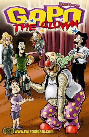 GAPO the Clown - The Comic