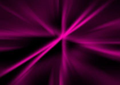 Pink 3-D 8X10